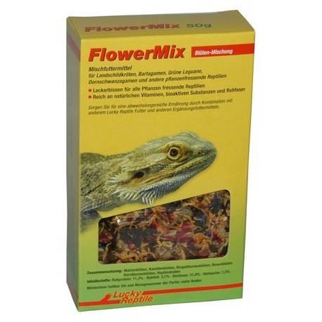 Lucky Reptile Flower Mix 150 gram