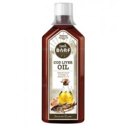 Canvit Cod Liver Oil 0,5 L