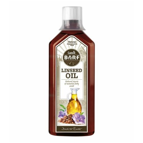 Canvit Linseed Oil 0,5 L