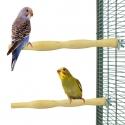 Back Zoo Nature Wood Perch Duo (2 stuks)