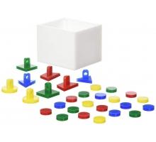 Zoo-Max Teach Box and Bank Small