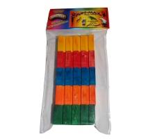 Zoo-Max Groovy Blocks XL 5 stuks 3,8 x 3,8 x 9 cm