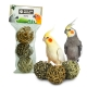 Back Zoo Nature Giant Seagrass Balls