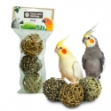 Back Zoo Nature Giant Seagrass Balls (3 stuks)