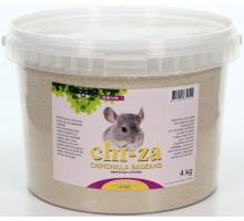 Chinchilla-badzand 4 kg in Emmer