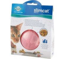 PetSafe Slimcat Feeder Ball Roze