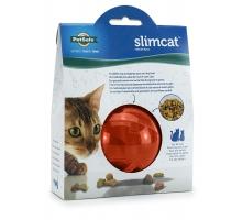 PetSafe Slimcat Feeder Ball Oranje
