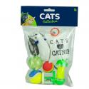 Katten Speelgoed Set