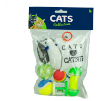 Kattenspeelgoed SET (3 variaties)