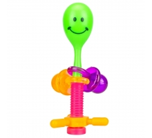 Petlala Happy Rattle Foot Toy