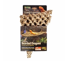 Reptology Natural Lizard-Lounger Small