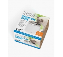 Catit Drink Fontein Stainless Steel