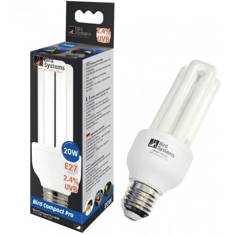 Bird Systems Compact Lamp PRO (UV-A en UV-B) 20W