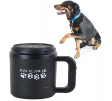 Paw Plunger zwart medium