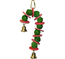 Super Bird Creations Vine Ball Candy Cane