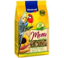 Vitakraft Menu voor grote parkieten 1 kg