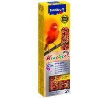 Vitakraft Kracker Kanarie Color boost 2 stuks