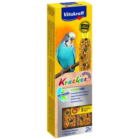 Vitakraft kracker Parkiet Feather care 2 stuks