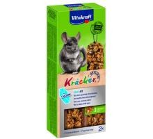 Vitakraft calci fit-kräckers chinchilla 2in1