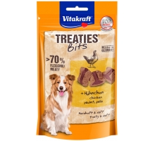 Vitakraft Dog Treaties Bits 120 gram - Bacon Style
