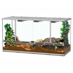 Aquatlantis Terrarium Zilver-007 118x45x60 cm