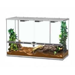 Aquatlantis Terrarium Zilver-007 118x45x75 cm