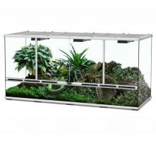 Aquatlantis Terrarium Zilver-007 132x45x60 cm