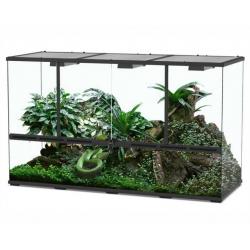 Aquatlantis Terrarium Zwart-001 132x45x75 cm