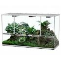 Aquatlantis Terrarium Zilver-007 132x45x75 cm