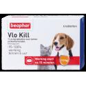 Beaphar Vlo kill+ kat en hond tot 11 kg 6 stuks