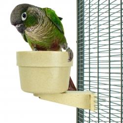 Back Zoo Nature Easy-Lock Feeding Bowl