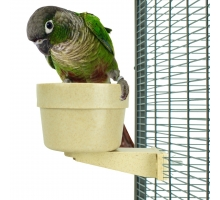Back Zoo Nature Easy-Lock Feeding Bowl