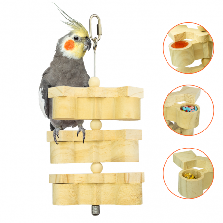 Back Zoo Nature Foraging Fruit Cup Holder