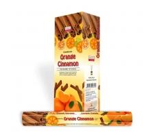 Darshan Orange Cinnamon Wierook