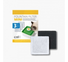 Catit Mini Flower Fountain Filters 3 pack