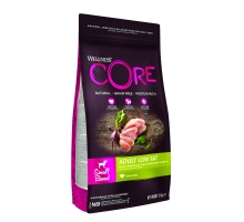 Wellness CORE dry small health weight 1,5 KG