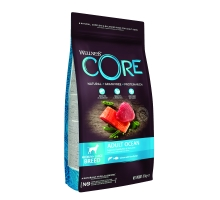 Wellness CORE dry ocean salmon/tuna 1,8 KG