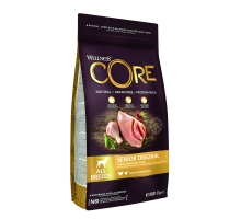 Wellness CORE dry senior 1,8 KG