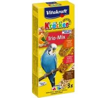 Vitakraft kracker Parkiet Trio-Mix Rood 3 stuks