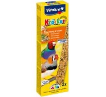 Vitakraft Kracker Tropische vogels Honing en Sesam 2 stuks
