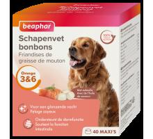 Beaphar Schapenvet Bonbons - Zalm 245 gram