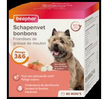 Beaphar Schapenvet Bonbons Mini - Zalm 245 gram