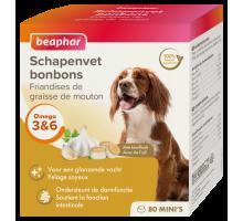 Beaphar Schapenvet Bonbons Mini - Knoflook 245 gram