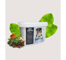 Happy Dog Supreme Young Baby Starter Original 4 kg