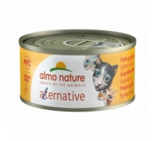 Almo Nature Alternative Gegrilde Kip 6 x 70 gr