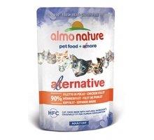 Almo Nature Alternative Kipfilet 6 x 55 gr
