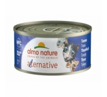 Almo Nature Alternative Tonijn 6 x 70 gr