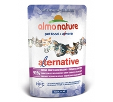 Almo Nature Alternative Tonijn Indisch 6 x 55 gr