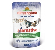 Almo Nature Alternative Tonijn Pacific 6 x 55 gr