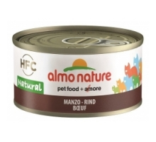 Almo Nature Beef 6 x 70 gr